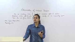 Determination of National Income by CA Shivangi Agrawal | CA Intermediate Economics for Finance