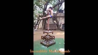 Bottle Mallakhamb | Balancing Talent |  Incredible Mallakhamb |