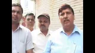 24 Oct 2013  BJP Cantt Mandal Abhiyan at Cantt