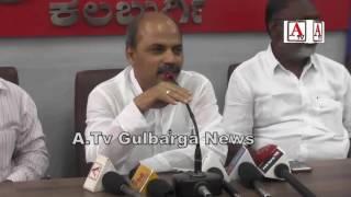 Hyderabad Karnataka Ki Tarraqi Ke Nai Duar Ka Aagaz A.Tv News 20-4-2017