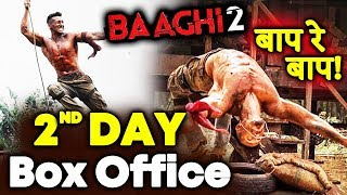 BAAGHI 2 STORM On DAY 2 | Box Office Collection | Prediction | Tiger Shroff