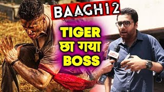 Tiger Cha Gaya Box Office Par | BAAGHI 2 Public Review | Tiger Shroff