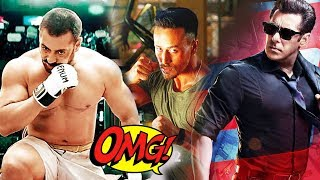 Salman Khan's SULTAN Screening In CHINA, Salman's RACE 3 Will STOP Tiger's BAAGHI 2