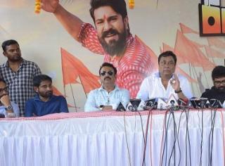 Rangsthalam Pre Release Press Meet | Rangasthalam Movie 2018 | Daily Poster