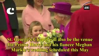 British Royal Aamily Attends Easter Service