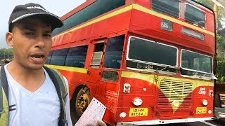 Buying Luxury Bus Ticket to Travel Cheap (Poor vs Rich)- Social Experiment | TamashaBera