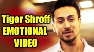Emotional Tiger Shroff Thanks Fans For BAAGHI 2 Huge Success