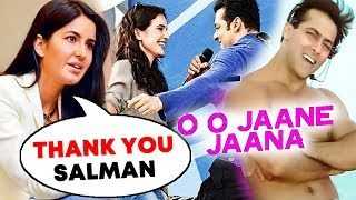 Salman Khan To Recreate O O Jaane Jaana For Katrina Kaif's Sister Isabelle's Debut Film