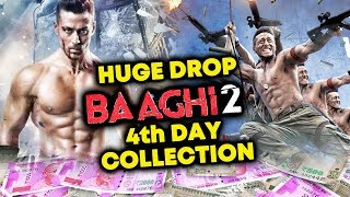 BAAGHI 2 | 4TH DAY BOX OFFICE COLLECTION | PREDICTION | Tiger Shroff