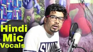 Howtorap HINDI |Beginners | How to Record a Better Vocals on Condensor Microphone | GURU BHAI RAPPER