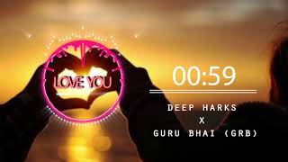 LATEST HINDI RAP SONG 2018 | LOVE YOU | Deep Harks ft. Guru Bhai |  | 2018 |  HINDI RAP SONGS 2018