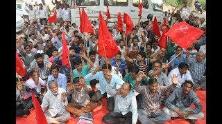 Rehdi-Fadi Workers Union continues protest