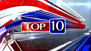 Top 10 News Stories of the day