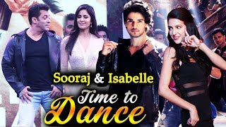 Katrina Kaif's Sister Isabelle To Romance Sooraj Pancholi In Time To Dance