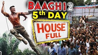 Tiger Shroff's BAAGHI 2 | HOUSEFULL On DAY 5 | Occupancy Reports