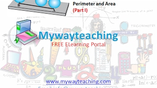 Math Class 7 Chapter 11 Part I|Perimeter and area| Perimeter and area for class 7|