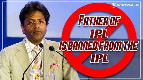 IPL Controversies - Lalit Modi Sacked