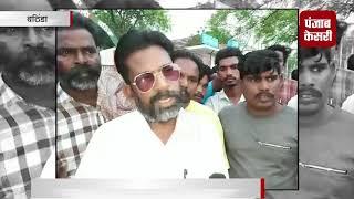 दलित युवक की गिरफ्तारी पर पुलिस को धमकी