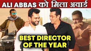 Ali Abbas Zafar BEST DIRECTOR Award For Tiger Zinda Hai And Sultan