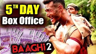 BAAGHI 2 | 5TH DAY COLLECTION | BOX OFFICE PREDICTION | Tiger Shroff