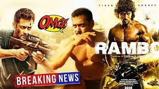 Tiger Zinda Hai And Sultan GETS BEST DIRECTOR Award, After BAAGHI 2, Its RAMBO For Tiger Shroff