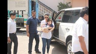 Kareena Kapoor Khan-Saif Ali Khan's son Taimur's cutest clicks || Kareena Kapoor Khan and son Taimur