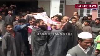 Bullet-riddled body of kidnapped civilian recovered: J&K Police