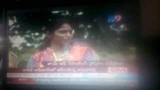 Tv9 Naveena program on joy of pregnancy classes