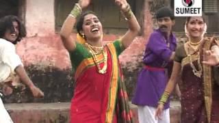 Kalu Basali Ga karvand Jalit - Sakrabai Tekale - Balu Shinde - Sumeet Music