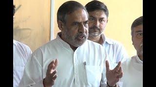 गलत बयान के लिए माफी मांगे कानून मंत्री रविशंकर प्रसाद - कांग्रेस