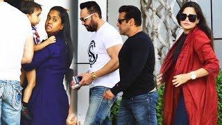 Salman Khan Off To Jodhpur For BLACKBUCK CASE Hearing With Alvira And Arpita Khan