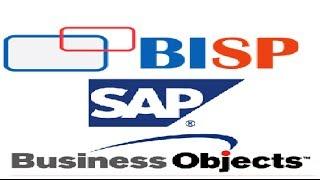 SAP Business Object   Introduction Class