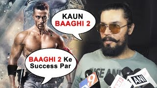 Randeep Hooda REFUSES To Speak On Tiger Shroff's BAAGHI 2 Success