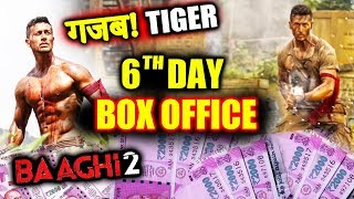 BAAGHI 2 | 6TH DAY COLLECTION | BOX OFFICE PREDICTION | Tiger Shroff