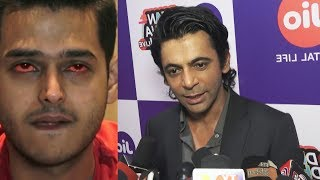 Siddharth Sagar Ab Thik Hai | Sunil Grover Reaction On Siddharth Sagar Health