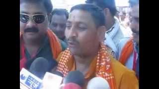 Dharmendra Kashyap Gave credit to MODI