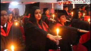 26/11/14 Convocation at Rhohilkhand Dental College, Bareilly