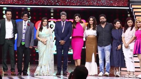 Sunil Grover, Shilpa Shinde, Kapil Dev Launch Cricket-Meets-Comedy Show Jio Dhan Dhana Dhan