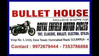 Bullet House Royal Enfield Motor Parts & Accessories At Gulbarga