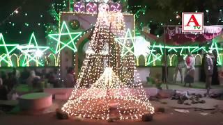 759th Urs Haz Khaja Syed Shah Hisamuddin Hussaini Al Maruf Tegh Barahana Rh Gulbarga Sandal