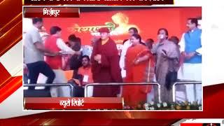 कौशांबी - सीएम योगी ने किया कौशांबी महोत्सव का उदघाटन - tv24