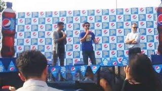 Ranbir Kapoor At Pepsi Event   Fun, Food and Pepsi With Ranbir
