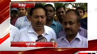 मिर्ज़ापुर - विरोध के बाद भी सरकार से कोई जवाब न आने से खफा बिजली विभाग - tv24