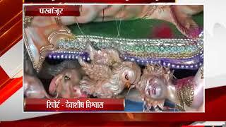 पखांजूर - मूर्तिकार मनोजीत ने दिखाया हुनर का जादू  - tv24