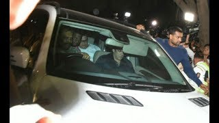 Emotional Salman Khan Breaks Down Outside Sridevi's Residence After Her Death In Dubai