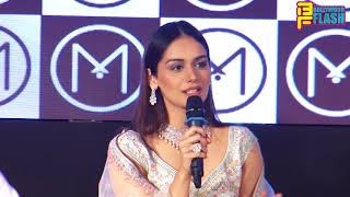 Miss World Manushi Chillar Full Interview On Her First Brand Endorsement