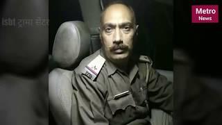 Delhi police cope sucide...  दिल्ली पुलिस में तैनात ASI ने अपनी सर्विस पिस्टल से की खुदकुशी ।