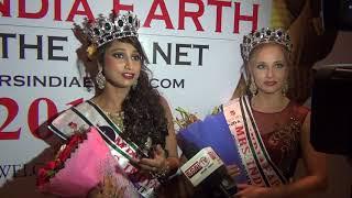 Mrs INDIA Earth 2017 Winners