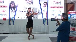 Top Model India Auditions (Thumri Dance)