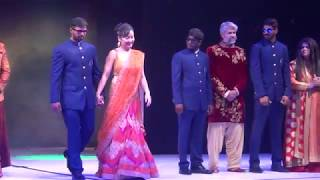 T20  World Cup Cricket for Blind Opening Ceremony Ramp Walk
